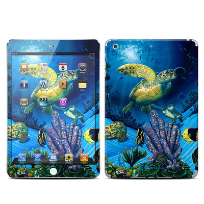 Apple iPad Mini Retina Skin - Ocean Fest