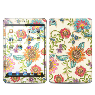 Apple iPad Mini Retina Skin - Olivia's Garden