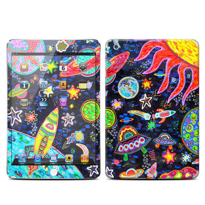 Apple iPad Mini Retina Skin - Out to Space