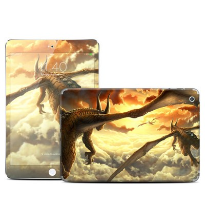 Apple iPad Mini Retina Skin - Over the Clouds