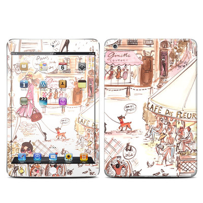 Apple iPad Mini Retina Skin - Paris Makes Me Happy