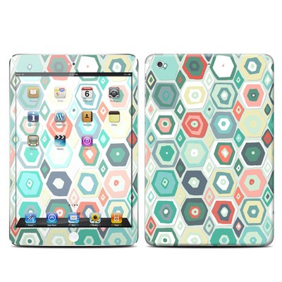 Apple iPad Mini Retina Skin - Pastel Diamond