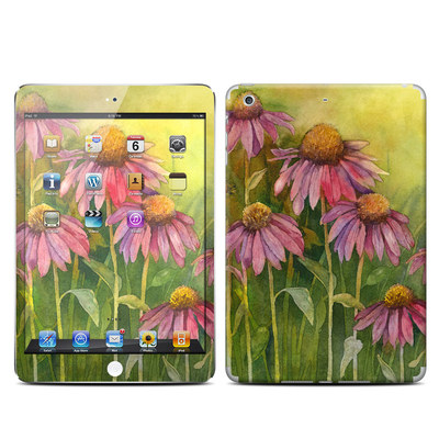 Apple iPad Mini Retina Skin - Prairie Coneflower