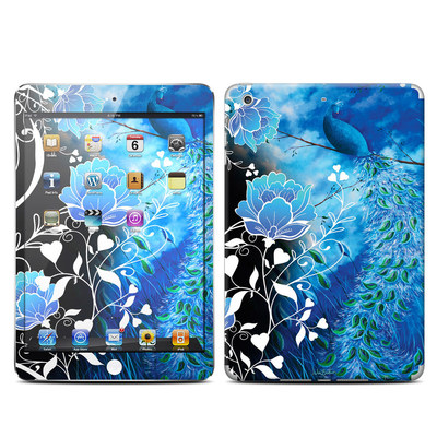 Apple iPad Mini Retina Skin - Peacock Sky