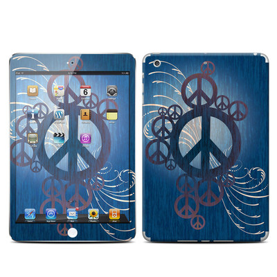 Apple iPad Mini Retina Skin - Peace Out