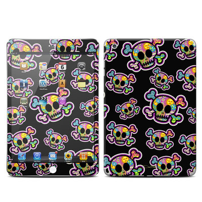 Apple iPad Mini Retina Skin - Peace Skulls