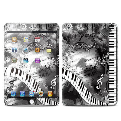 Apple iPad Mini Retina Skin - Piano Pizazz