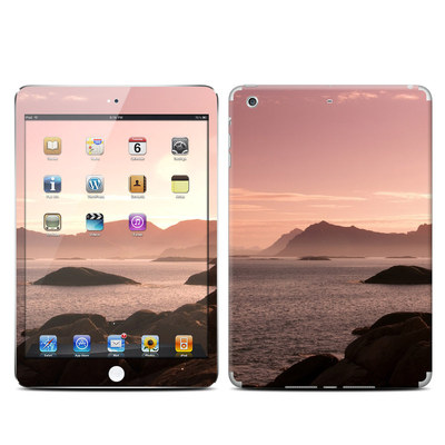 Apple iPad Mini Retina Skin - Pink Sea