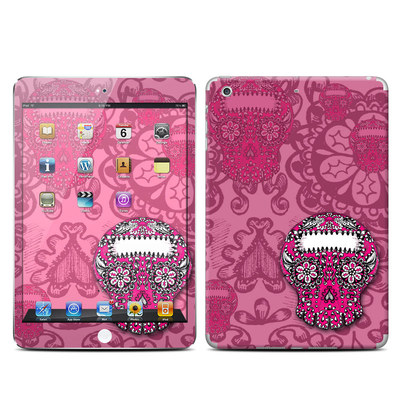 Apple iPad Mini Retina Skin - Pink Lace