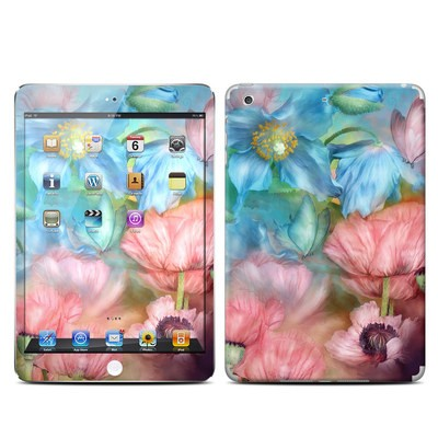 Apple iPad Mini Retina Skin - Poppy Garden