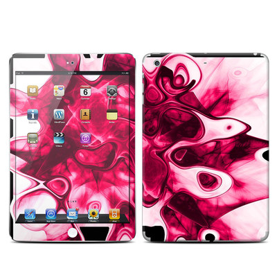 Apple iPad Mini Retina Skin - Pink Splatter