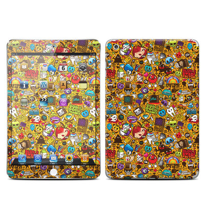 Apple iPad Mini Retina Skin - Psychedelic