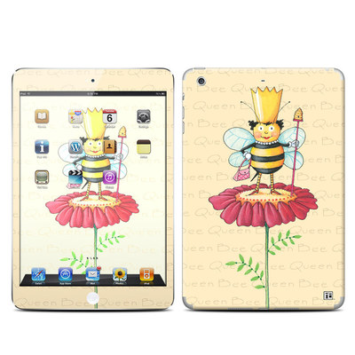 Apple iPad Mini Retina Skin - Queen Bee