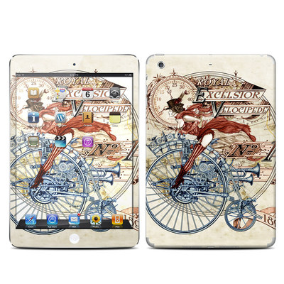 Apple iPad Mini Retina Skin - Royal Excelsior