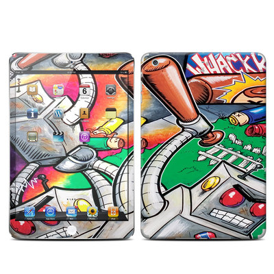 Apple iPad Mini Retina Skin - Robot Beatdown