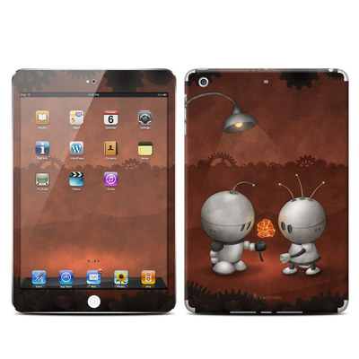 Apple iPad Mini Retina Skin - Robots In Love