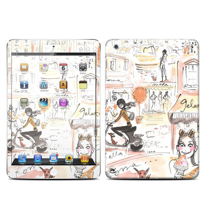 Apple iPad Mini Retina Skin - Rome Scene