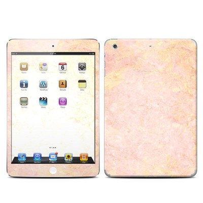Apple iPad Mini Retina Skin - Rose Gold Marble