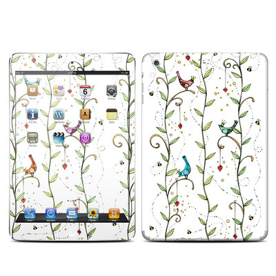 Apple iPad Mini Retina Skin - Royal Birds
