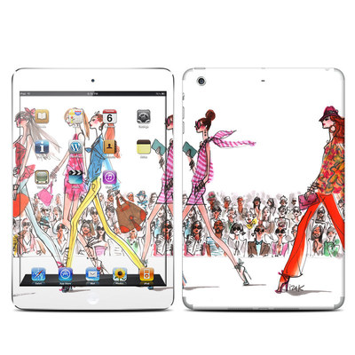 Apple iPad Mini Retina Skin - Runway Runway