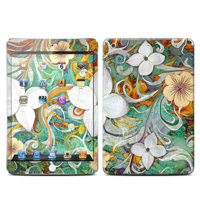 Apple iPad Mini Retina Skin - Sangria Flora