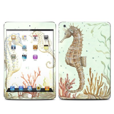 Apple iPad Mini Retina Skin - Seahorse Trio