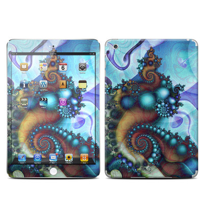 Apple iPad Mini Retina Skin - Sea Jewel