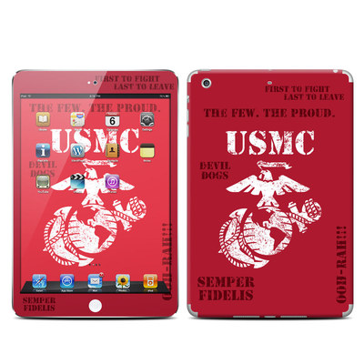 Apple iPad Mini Retina Skin - Semper Fi