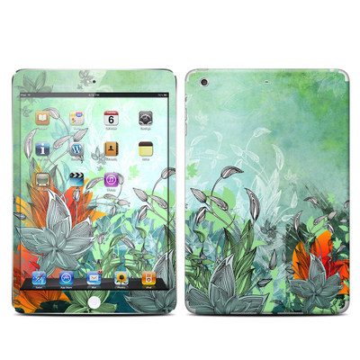 Apple iPad Mini Retina Skin - Sea Flora