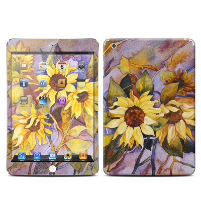 Apple iPad Mini Retina Skin - Sunflower