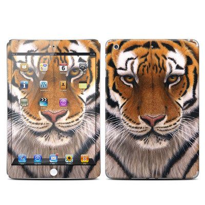 Apple iPad Mini Retina Skin - Siberian Tiger