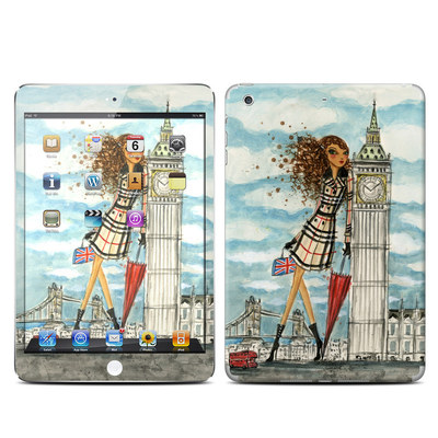 Apple iPad Mini Retina Skin - The Sights London