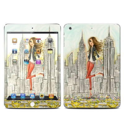 Apple iPad Mini Retina Skin - The Sights New York