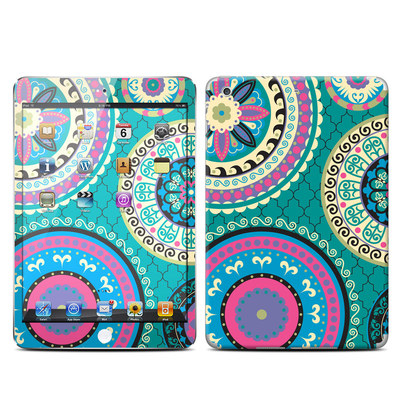 Apple iPad Mini Retina Skin - Silk Road