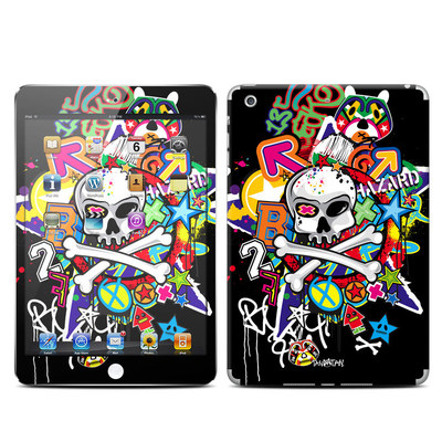 Apple iPad Mini Retina Skin - Skulldaze