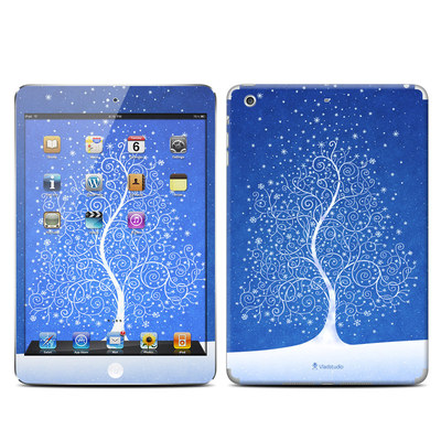 Apple iPad Mini Retina Skin - Snowflakes Are Born