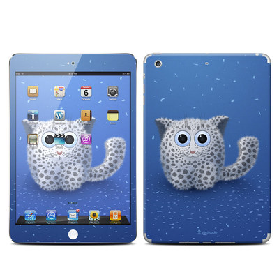 Apple iPad Mini Retina Skin - Snow Leopard