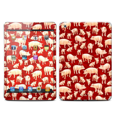Apple iPad Mini Retina Skin - Some Pig
