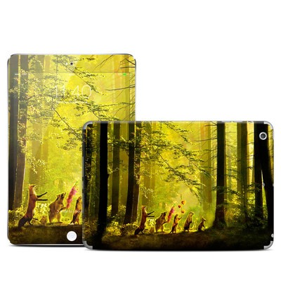 Apple iPad Mini Retina Skin - Secret Parade