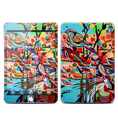 Apple iPad Mini Retina Skin - Spring Birds