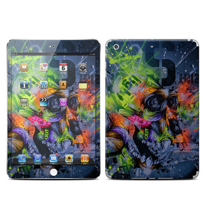 Apple iPad Mini Retina Skin - Speak