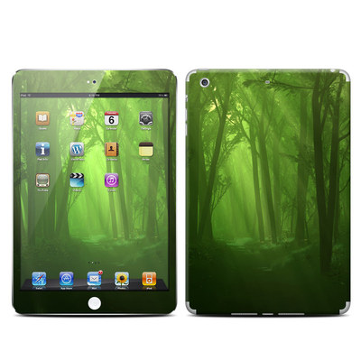 Apple iPad Mini Retina Skin - Spring Wood