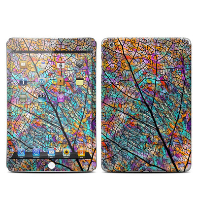 Apple iPad Mini Retina Skin - Stained Aspen