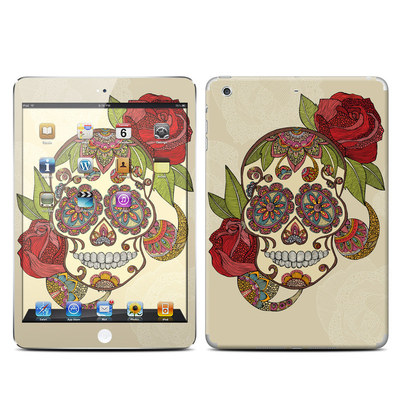 Apple iPad Mini Retina Skin - Sugar Skull