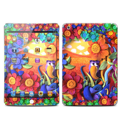 Apple iPad Mini Retina Skin - Summerbird