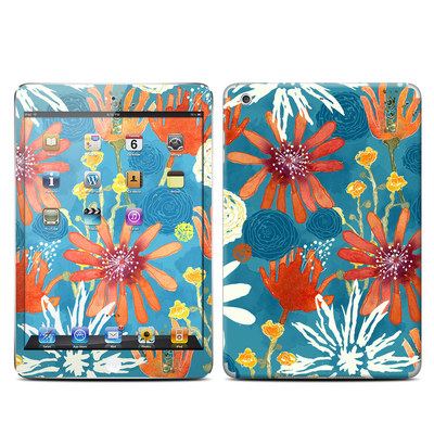 Apple iPad Mini Retina Skin - Sunbaked Blooms
