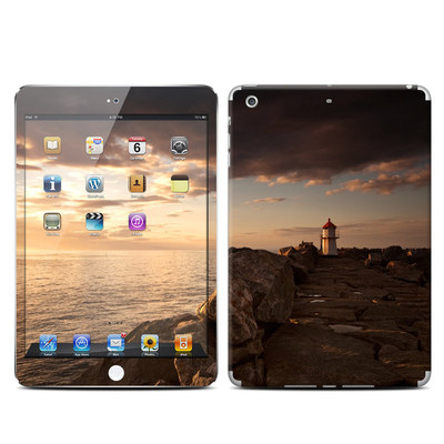 Apple iPad Mini Retina Skin - Sunset Beacon