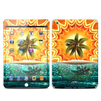 Apple iPad Mini Retina Skin - Sundala Tropic