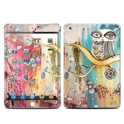 Apple iPad Mini Retina Skin - Surreal Owl