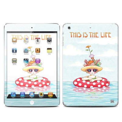 Apple iPad Mini Retina Skin - This Is The Life